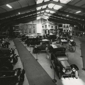 Automuseum, Louwman, Veursestraatweg 280, 1975