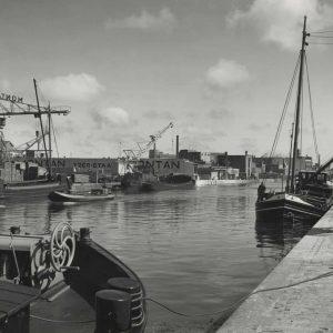 Montan, Laakhaven,1952