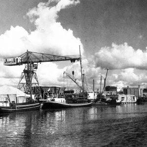 Montan, Laakhaven, 1936