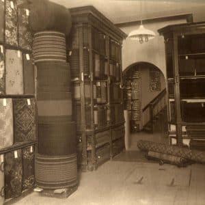 P.B. van Moorsel, Kerkplein 12, tapijten, 1912