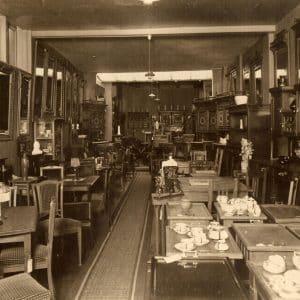P.B. van Moorsel, Kerkplein 12, meubilair, 1912
