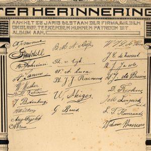 P.B. van Moorsel, Kerkplein 12, 1912