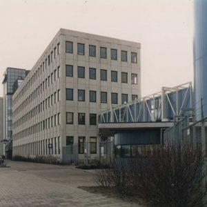 NSEM, Alcatel, fabriek, Platinaweg 10, 1990