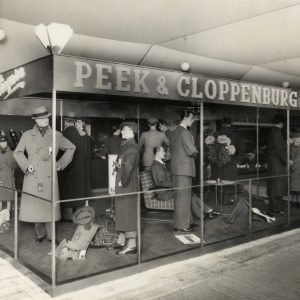 P&C, stand beurs, 1936