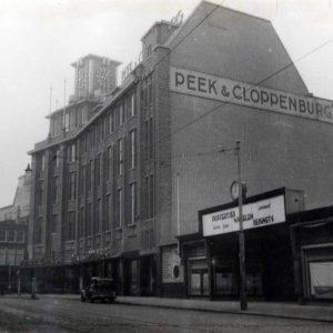 P&C, winkel, Grote Marktstraat, 1941