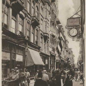 P&C, Spuistraat, 1925