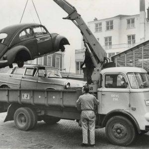 Pametex, autowrakken ophaaldienst, 1969