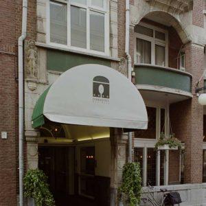 Parkhotel, Molenstraat, 2002