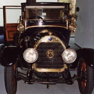 Pennock-FN, Louwman Museum