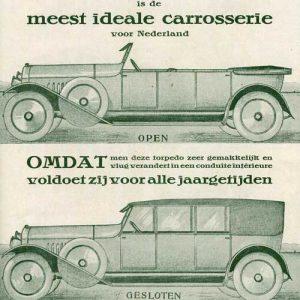 Pennock, carrosseriefabriek, Binckhorstlaan 2, 1921