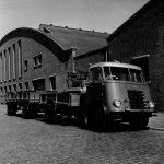 RAC hallen, 1e van der Kunstraat, jaren 50