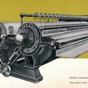 Reineveld, machine, 1953