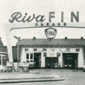 Riva, filiaal Adama van Scheltemastraat, Voorburg, 1971