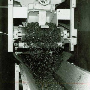 NBM BAM, asfaltcentrale, Zonweg, 1969