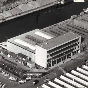Schottel, Saturnusstraat, ca.1966