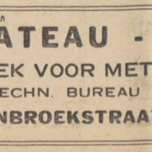 Shadowlite, advertentie, 1934