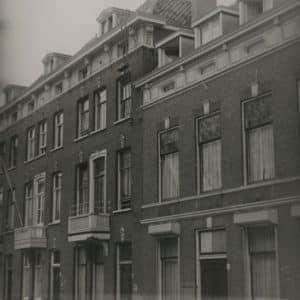 Shell, eerste kantoor, Celebesstraat 92, 1943