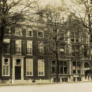 Shell, kantoor Lange Vijverberg 2, 1910