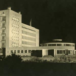 Shell, Wassenaarseweg, 1948