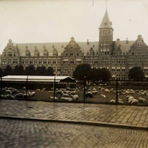 Shell hoofdkantoor, Carel van Bylandtlaan , 1940