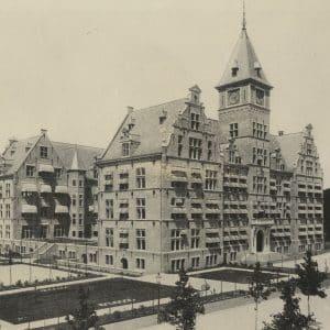Shell, van Bylandtlaan, 1920