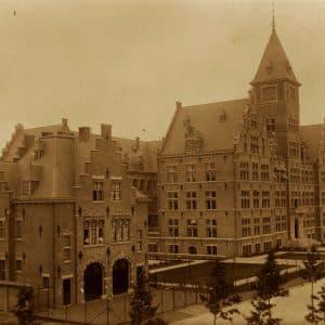 Shell, van Bylandtlaan, 1918
