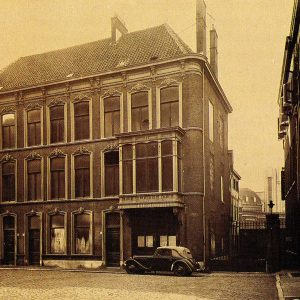 Shell, Hofstraat 65b, 1892-1895