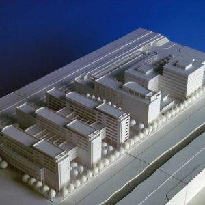 Siemens, hoofdkantoor uitbreiding, Pr. Beatrixlaan, 1993