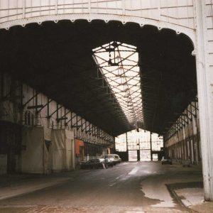 Slachthuis, verbindingskap, 1990