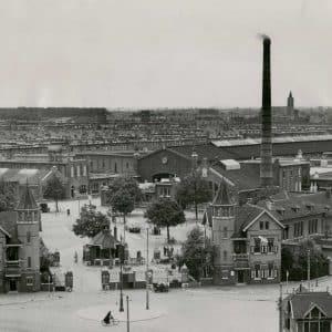 Gemeentelijk Openbaar Slachthuis, 1951