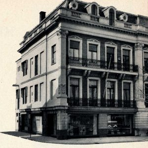 W. Slotboom & Zoon, Zeestraat, 1958