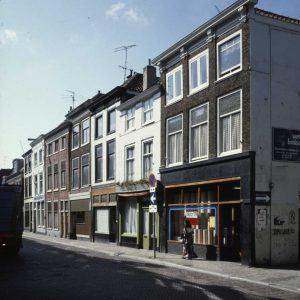 Drukkerij Smits, Westeinde 135, ca. 1981