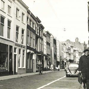 Drukkerij Smits aan het Westeinde, ca. 1967