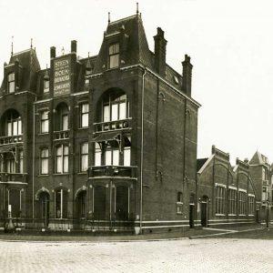 Smulders, drukkerij, Edisonstraat, 1925
