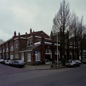 Sportgebouw, Theresiastraat, 1995