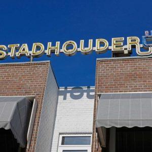 Stadhouder, electronica, Thomsonplein 15, 2018