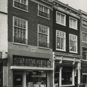 Stahlecker, behang en verf, Boekhorststraat, 1984