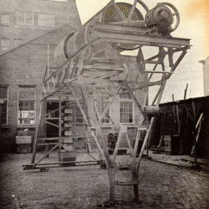 Starlift, Vissershavenweg, Scheveningen, ca. 1926