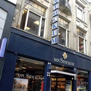 Van Stockum, boekhandel, Venestraat, 2005