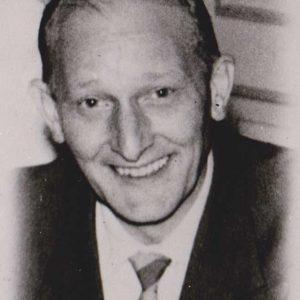Stadhouder, elektronicawinkel, Thomsonplein, jaren 50