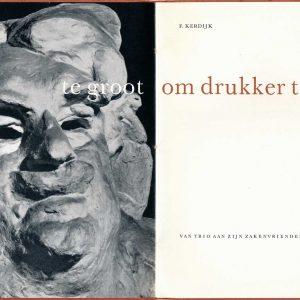 Drukkerij Trio, Aan zijn zakenvrienden, 1964