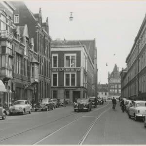 Het Vaderland, Parkstraat,1890