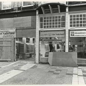 Het Vaderland, Noordeinde, 1981