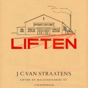 J.C. van Straaten, liften, jaren 30