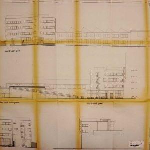 J.C. van Straaten, nieuwbouw, Fruitweg 28, 1988