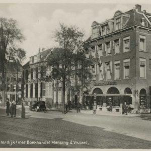 Vijf Vocalen, Kneuterdijk, 1930