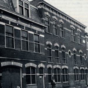 Volharding, tweede bakkerij, Koninginnestraat, 1883