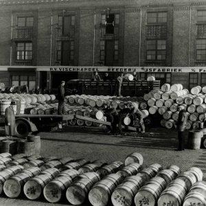 Vrolijk, rederij, Visserhavenweg 35-37, 1955