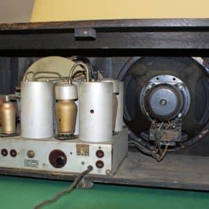 Waldorp Radio, bloksysteem, jaren 30
