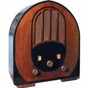 Waldorp radio type 516 WL, 1932-33